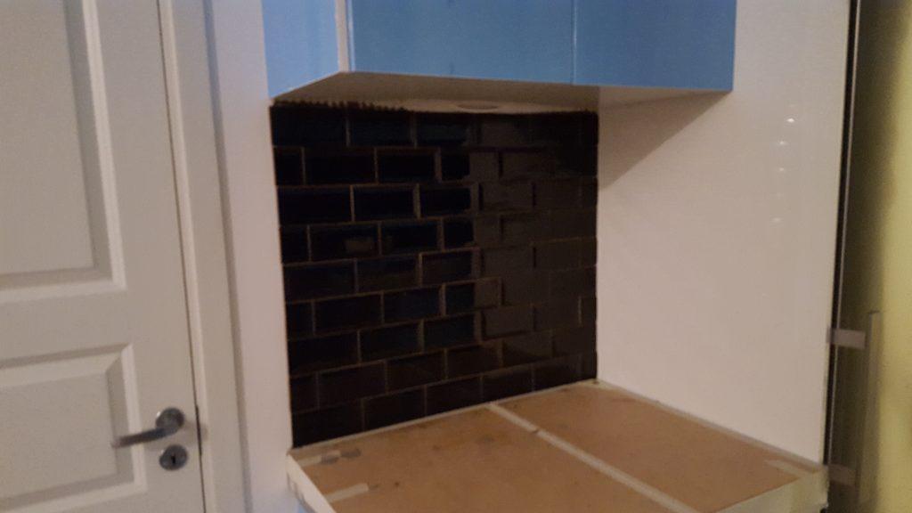 Lägenhetsrenovering (projektbilder) Älvsjö