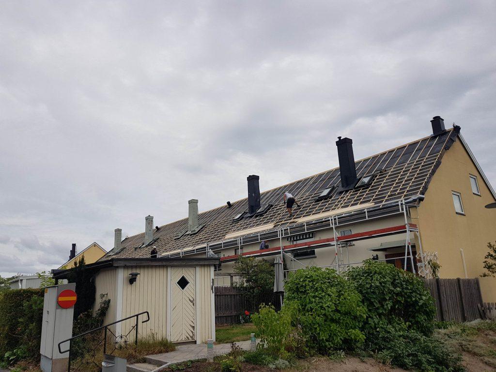 Radhuslänga (pågående) Kälvesta, Vällingby